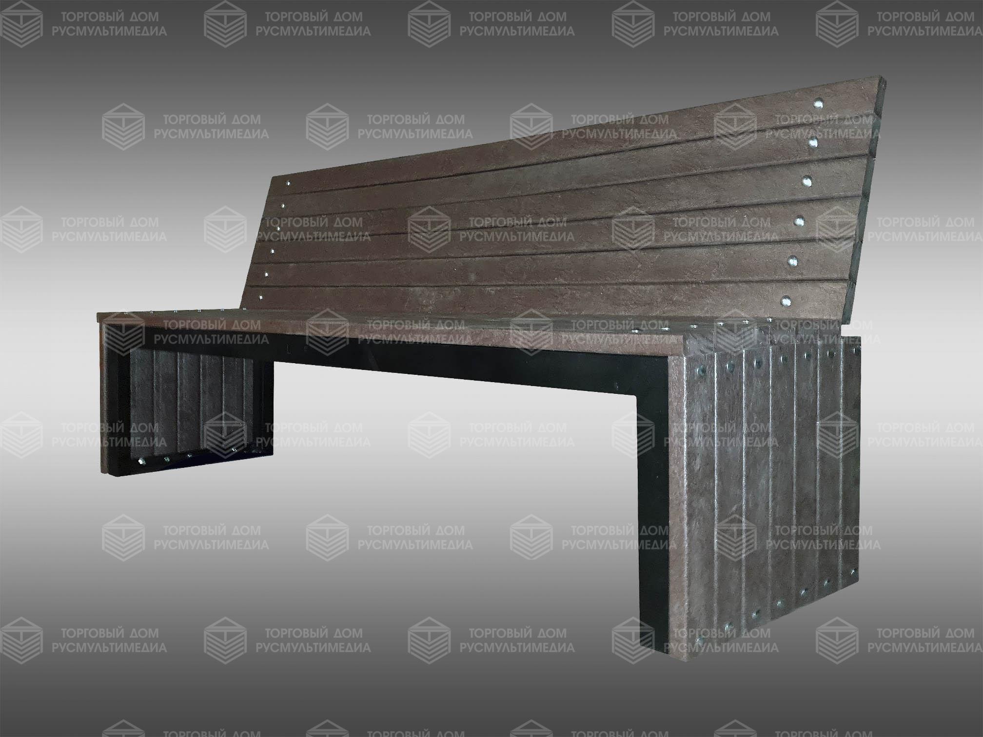 Умная скамейка